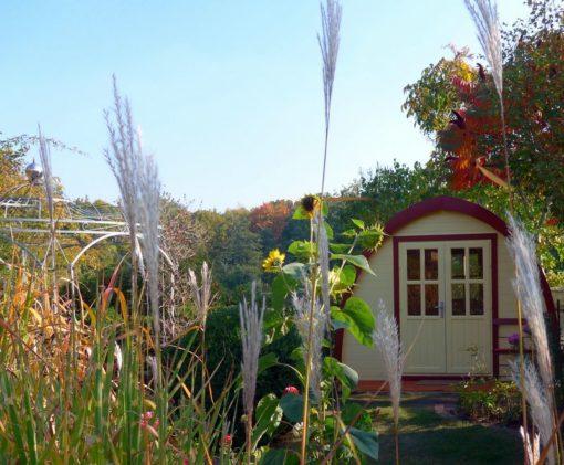 Trädgård pod BRETAGNE