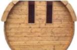 På bakre väggen