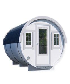 Camping tunna Ø 2.2 X 3.3 m FAMILIEN MINI